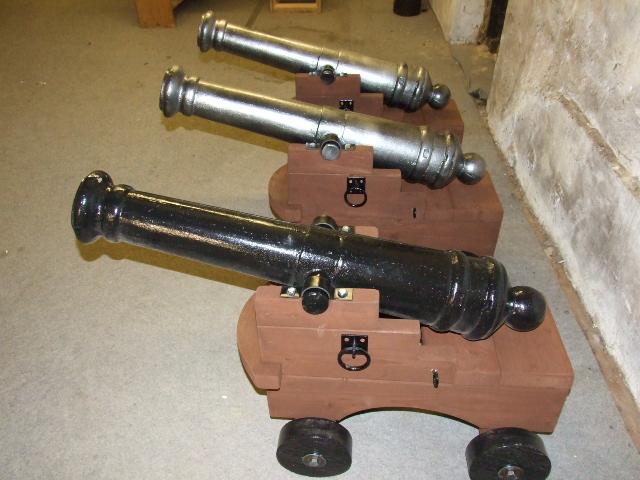 Replica Full Size Cannon